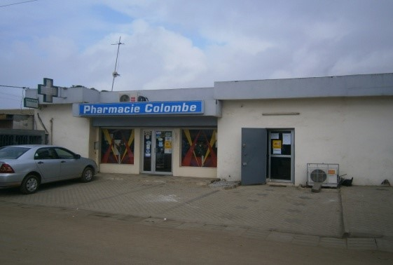 Pharmacie COLOMBE