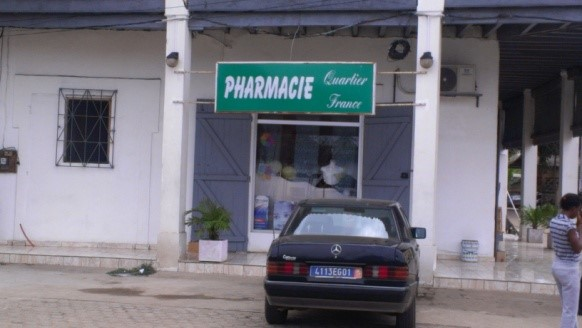 Pharmacie Quartier France
