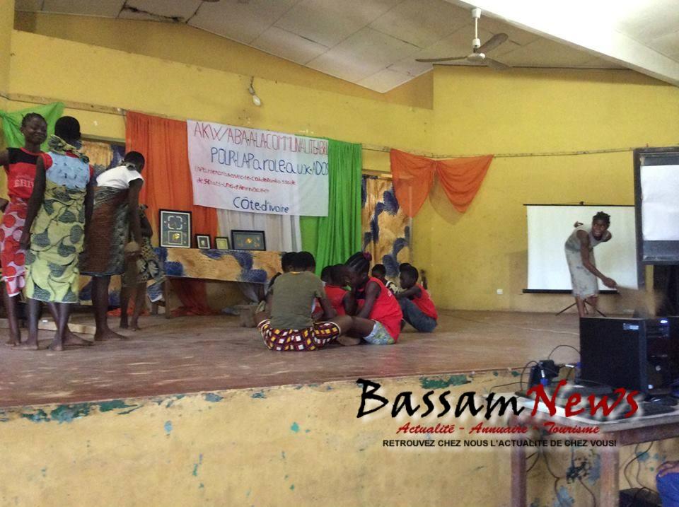 LA PAROLE AUX ADOLESCENTS de GRAND-BASSAM 1ère ÉDITION