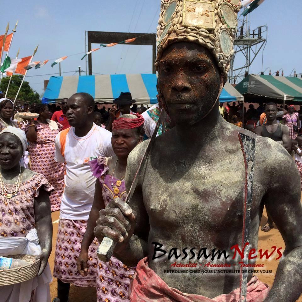Les générations célébrées à Moossou BEGNINI