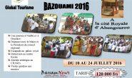 La cité Royale D'Abengourou Reçoit la colonie de vacances Bazouami 2016