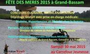 Fête des mères 2015 à Grand-Bassam