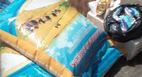 EEJ-CN a fait un don à l'orphelinat National de fille de Grand-Bassam