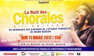 La Nuit des Chorales 2ème Edition