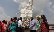 Commémoration des 70ans de la marche des femmes sur Grand-Bassam